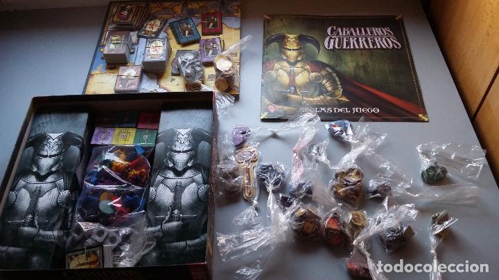 Juegos Antiguos: caballeros guerreros. Devir - Foto 2 - 101743891