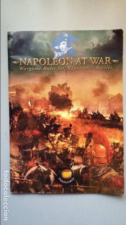 WARGAME NAPOLEON AT WAR (Juguetes - Rol y Estrategia - Otros)