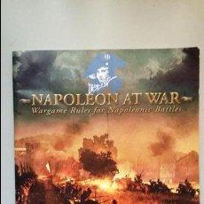 Juegos Antiguos: WARGAME NAPOLEON AT WAR. Lote 101744023
