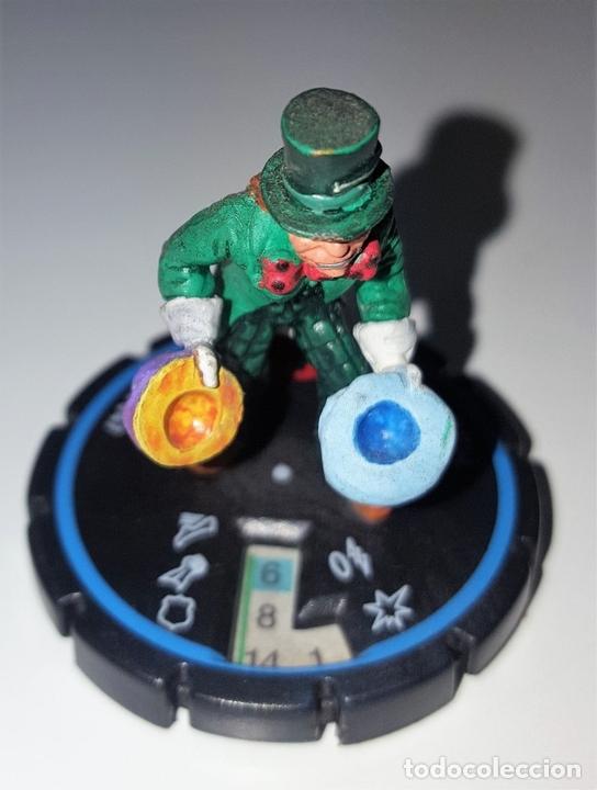 Juegos Antiguos: LOTE DE 14 MINIATURAS PARA JUEGOS DE ROL. RESINA. WIZKIDS. DC COMICS. CHINA. AÑO 2002. - Foto 5 - 102350783