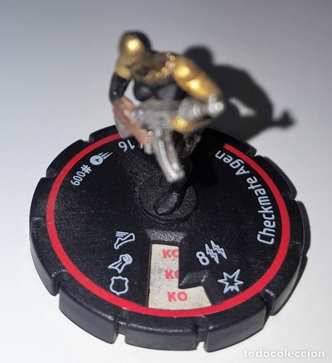 Juegos Antiguos: LOTE DE 14 MINIATURAS PARA JUEGOS DE ROL. RESINA. WIZKIDS. DC COMICS. CHINA. AÑO 2002. - Foto 14 - 102350783