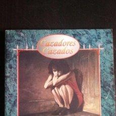 Juegos Antiguos: CAZADORES CAZADOS (VAMPIRO: LA MASCARADA), JUEGO DE ROL. LA FACTORIA DE IDEAS. Lote 102502235