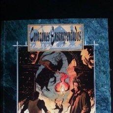 Juegos Antiguos: CORAZONES ENSANGRENTADOS: DIABLERIE EN BRITANIA (VAMPIRO: LA MASCARADA), J.ROL. LA FACTORIA DE IDEAS. Lote 102502875
