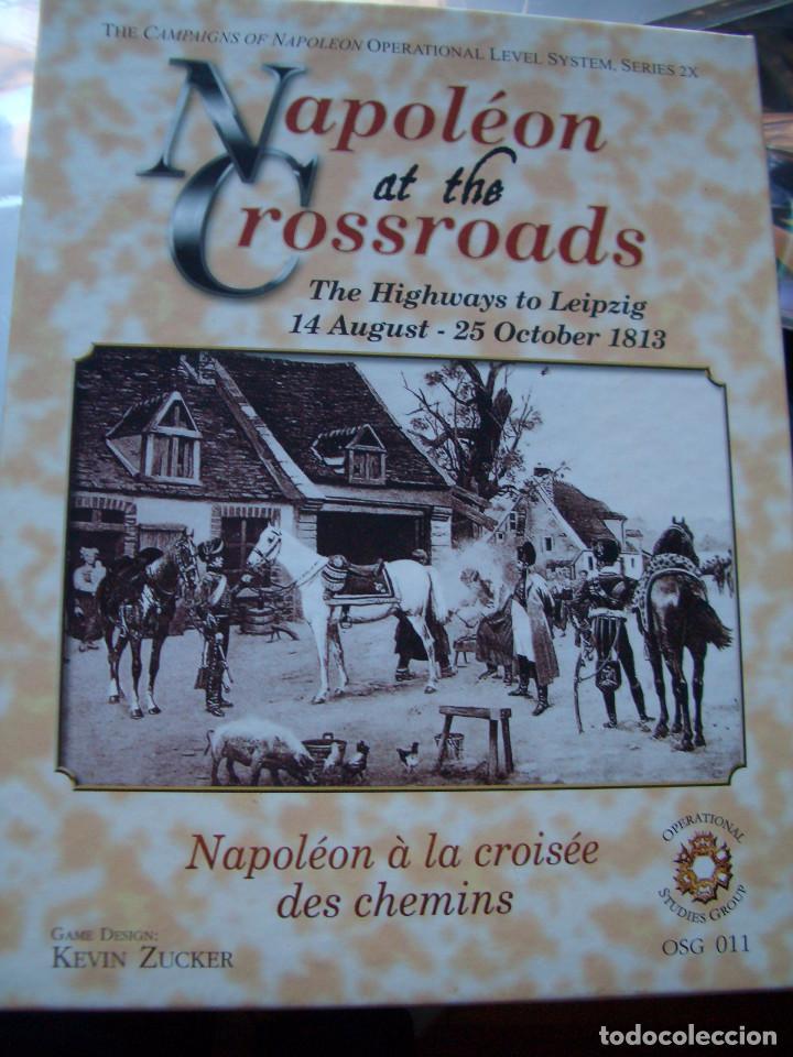 NAPOLEON AT THE CROSSROADS (Juguetes - Rol y Estrategia - Otros)