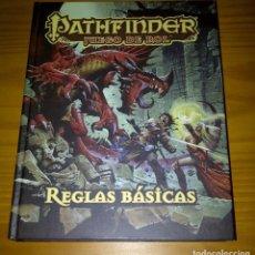 Juegos Antiguos: PATHFINDER EL JUEGO DE ROL LIBRO DE REGLAS BASICAS D&D 3.5 DEVIR. Lote 103295795