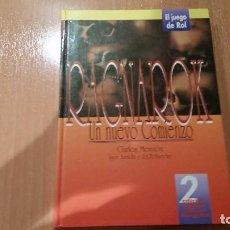 Juegos Antiguos: RAGNAROK - IN NOMINE SATANIS - MUNDO APOCALIPTICO - ROL. Lote 103295859