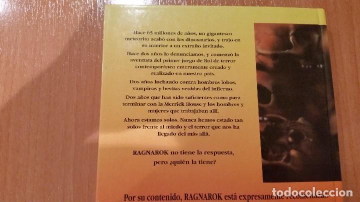 Juegos Antiguos: Ragnarok - In Nomine Satanis - Mundo Apocaliptico - ROL - Foto 4 - 103295859