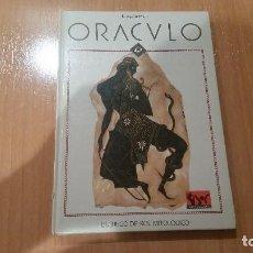 Juegos Antiguos: EL ORACULO - EL JUEGO DE ROL MITLOGICO - JOC INTERNACIONAL - ROL. Lote 103589523