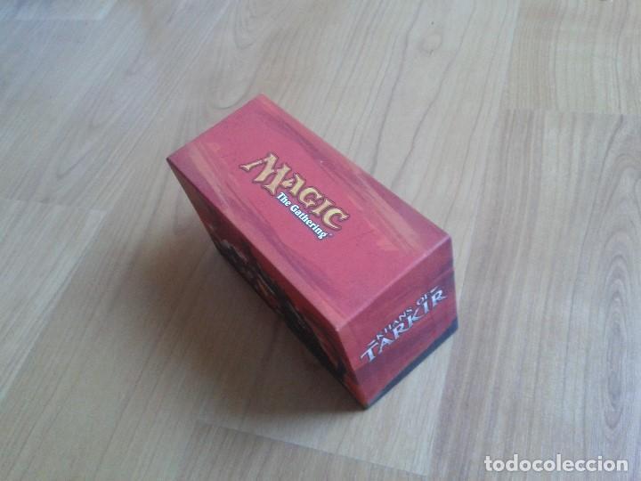 Juegos Antiguos: 4 Cajas vacías de cartas Magic - 1 grande y 3 pequeñas - Foto 3 - 103599843