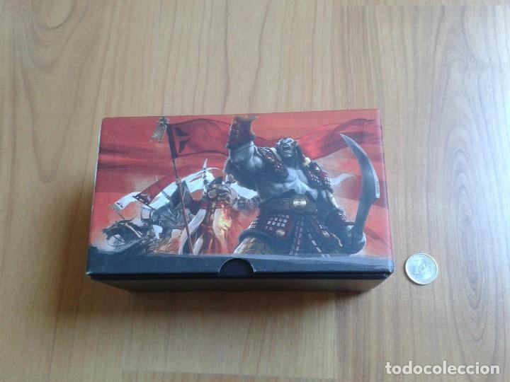 Juegos Antiguos: 4 Cajas vacías de cartas Magic - 1 grande y 3 pequeñas - Foto 4 - 103599843