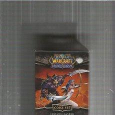 Juegos Antiguos: WORLD WARCRAFT BOOSTER. Lote 103716639