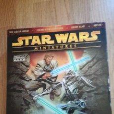 Alte Spiele - juego de estrategia espacial star wars miniatures pack de iniciacion de wizards lucasfilm 2005 - 104034547