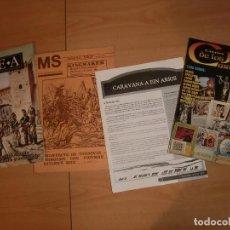 Juegos Antiguos: REVISTAS VARIAS DE MINIATURAS Y REGLAMENTOS. Lote 104295719