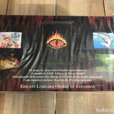 Juegos Antiguos: CAJA SATM - LOS DRAGONES - JOC - PRECINTADA - JUEGO DE CARTAS COLECCIONABLES. Lote 104374827