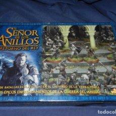 Juegos Antiguos: (M) JUEGO A ESTRENAR - EL SEÑOR DE LOS ANILLOS - EL RETORNO DEL REY , GAMES WORKSHOP , SIN ESTRENAR. Lote 105414454