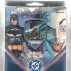Juegos Antiguos: MAZO DE INICIO PARA DOS JUGADORES. BATMAN VS. EL GUASÓN. DC. TRADING CARD GAME (Z/16). Lote 104779747