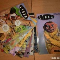 Juegos Antiguos: REVISTAS, ROL , LIDER NUMEROS 40. Lote 104861527