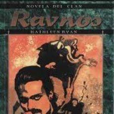 Juegos Antiguos: VAMPIRO LA MASCARADA - RAVNOS -. Lote 104901595