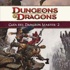 Juegos Antiguos: DUNGEONS DRAGONS - GUIA DEL DUNGEON MASTER 2. Lote 104981383