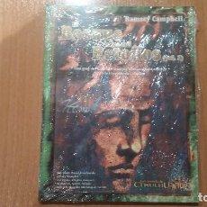 Juegos Antiguos: BOSQUE DE LOS MIL RETOÑOS VOLUMEN 1 - LA LLAMADA DE CTHULHU D100 - LOVECRAFT - ROL. Lote 122264199