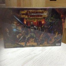 Juegos Antiguos: DUGEONS AND DRAGONS LA AVENTURA FANTASTICA. Lote 107035971