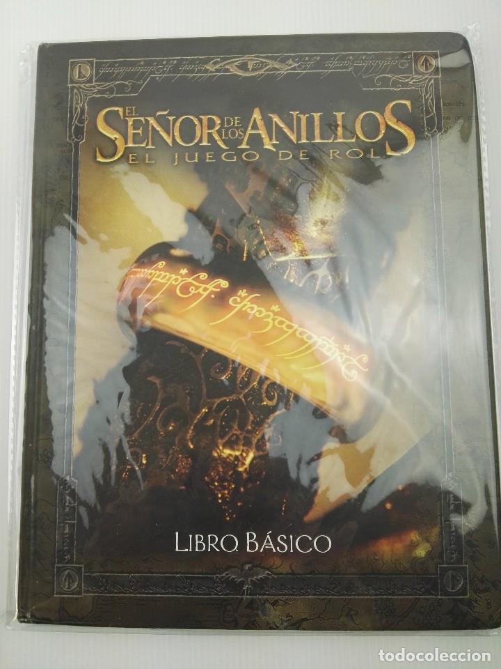 EL SEÑOR DE LOS ANILLOSEL JUEGO DE ROL LIBRO BASICO ROL (Juguetes - Rol y Estrategia - Juegos de Rol)