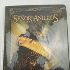 Juegos Antiguos: EL SEÑOR DE LOS ANILLOSEL JUEGO DE ROL LIBRO BASICO ROL. Lote 107242387