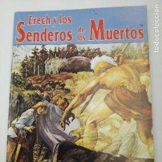 Juegos Antiguos: EL SEÑOR DE LOS ANILLOS ERECH Y LOS SENDEROS DE LOS MUERTOS. Lote 107563043