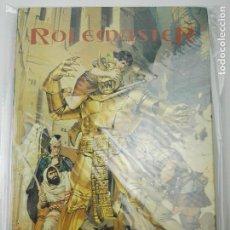 Juegos Antiguos: ROLEMASTERMANUAL DE COMBATE. Lote 107564491