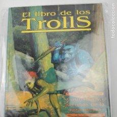 Juegos Antiguos: RUNEQUESTEL LIBRO DE LOS TROLLS. Lote 107566359