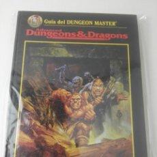 Juegos Antiguos: ADVANCED DUNGEONS & DRAGONS 2ª EDICIÓNGUIA DEL DUNGUEON MASTER. Lote 107615667