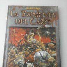 Juegos Antiguos: WARHAMMER LA TORMENTA DEL CAOS. Lote 107616263