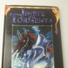 Juegos Antiguos: ARS MAGICAEL JINETE DE LA TORMENTA. Lote 107616431