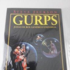 Juegos Antiguos: GURPSPANTALLA DEL DJ. Lote 107616927