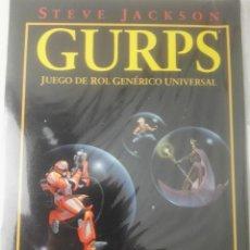 Juegos Antiguos: GURPSPANTALLA DEL DJ. Lote 107616947