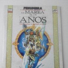Juegos Antiguos: PENUMBRALA MAREA DE LOS AÑOS. Lote 107617735