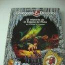 Juegos Antiguos: DUNGEONS DRAGONSEL MISTERIO DE LA ESPADA DE PLATA. Lote 107618995