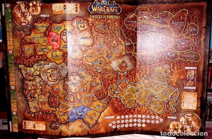 TABLERO DE WORLD OF WARCRAFT EL JUEGO DE TABLERO (Juguetes - Rol y Estrategia - Otros)