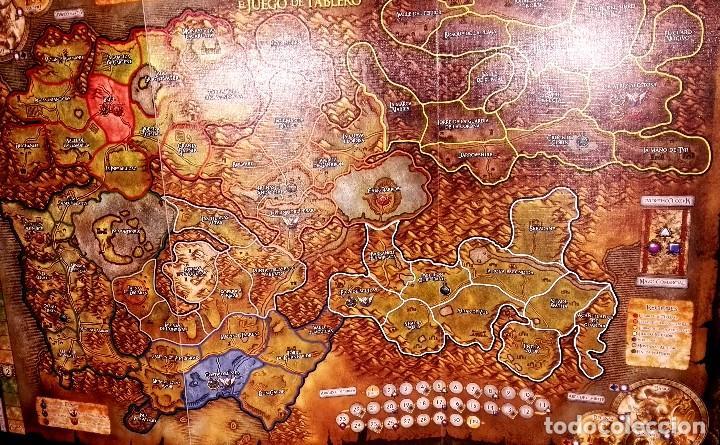 Juegos Antiguos: Tablero de World Of Warcraft El Juego De Tablero - Foto 3 - 107679383