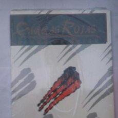 Juegos Antiguos: GARRAS ROJAS LIBRO DE TRIBU 7 SUPLEMENTO DE ROL PARA HOMBRE LOBO EL APOCALIPSIS DE LA FACTORIA . Lote 108680003