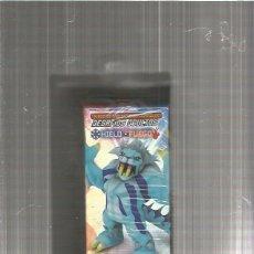 Juegos Antiguos: BARAJA INVIZIMALS DESAFIOS OCULTOS. Lote 109036683