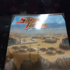 Juegos Antiguos: STARSHIP TROOPERS ROLEPLAYING GAME. BOOT CAMP. INGLÉS. Lote 109286019