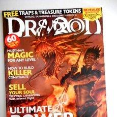 Juegos Antiguos: DRAGON Nº 302 MAGIC ( DUNGEONS & DRAGONS MAGAZINE ) EN INGLÉS. Lote 109449479