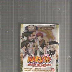 Juegos Antiguos: NARUTO BARAJA. Lote 109906619