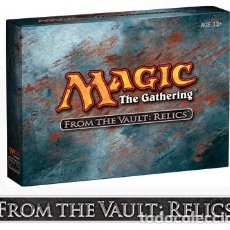 Juegos Antiguos: MAGIC THE GHATERING FROM THE VAULT RELICS. Lote 110059699