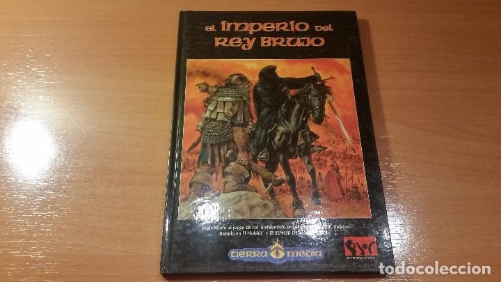 EL IMPERIO DEL REY BRUJO - SEÑOR DE LOS ANILLOS - MERP - CODA - TIERRA MEDIA - TOLKKIEN - ROL (Juguetes - Rol y Estrategia - Juegos de Rol)