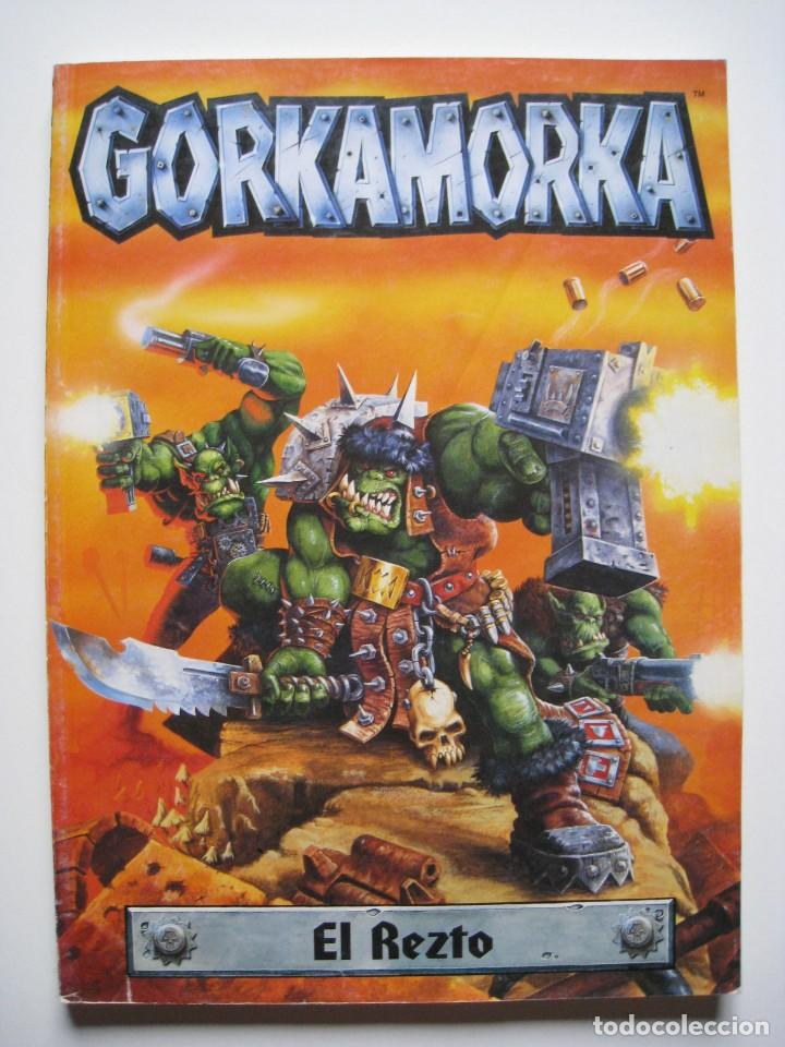 GORKAMORKA EL REZTO PDF DOWNLOAD