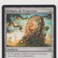 Juegos Antiguos: RELIQUIA DE PROGENITUS / RELIC OF PROGENITUS - NUEVO - FRAGMENTOS DE ALARA (MAGIC THE GATHERING). Lote 112887247