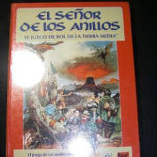 Juegos Antiguos: EL SEÑOR DE LOS ANILLOS JOC INTERNACIONAL 1996. Lote 113028227