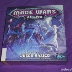 Juegos Antiguos: MAGE WARS ARENA - JUEGO BASICO - ¡¡PRECINTADO !!. Lote 113411039